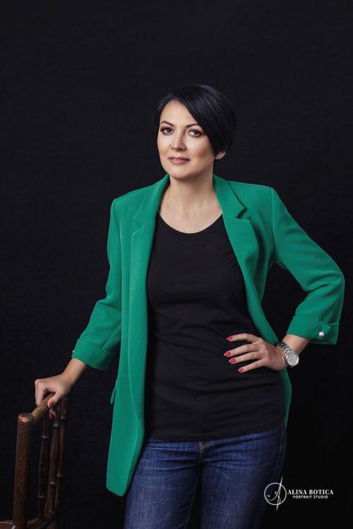Cristina Norocel - Founder MarketingFX Concept - PR company